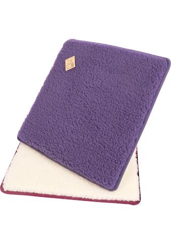 DELAVITA Stuhlkissen »Cosy«, aus reiner Schurwolle (2 Stück) kaufen