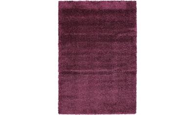 Hochflor - Teppich, »Lobby Shaggy«, OCI DIE TEPPICHMARKE, rechteckig, Höhe 52 mm, maschinell gewebt kaufen