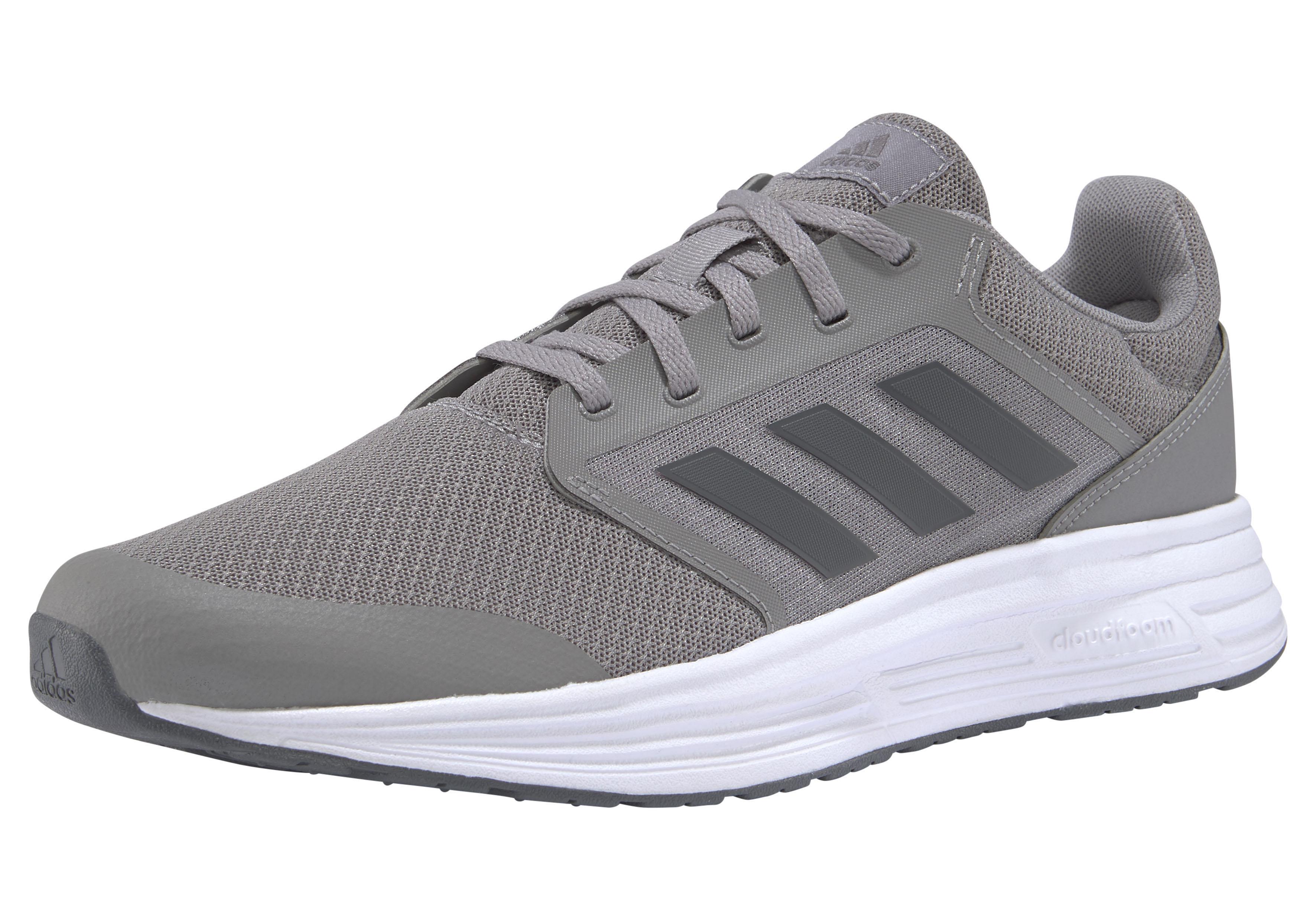 adidas Performance Laufschuh GALAXY 5 grau Laufschuhe Herren Sportschuhe Unisex