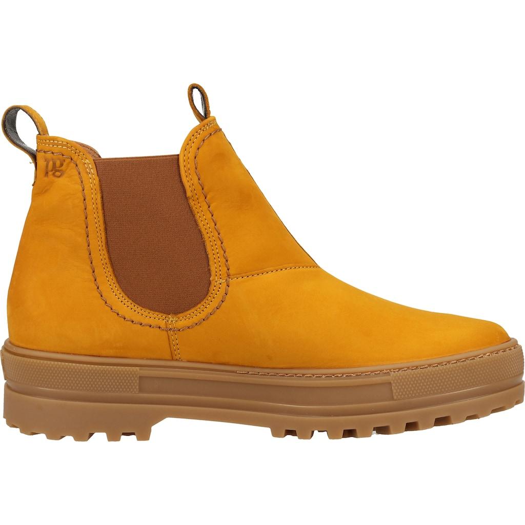 Paul Green Ankleboots »Nubukleder«