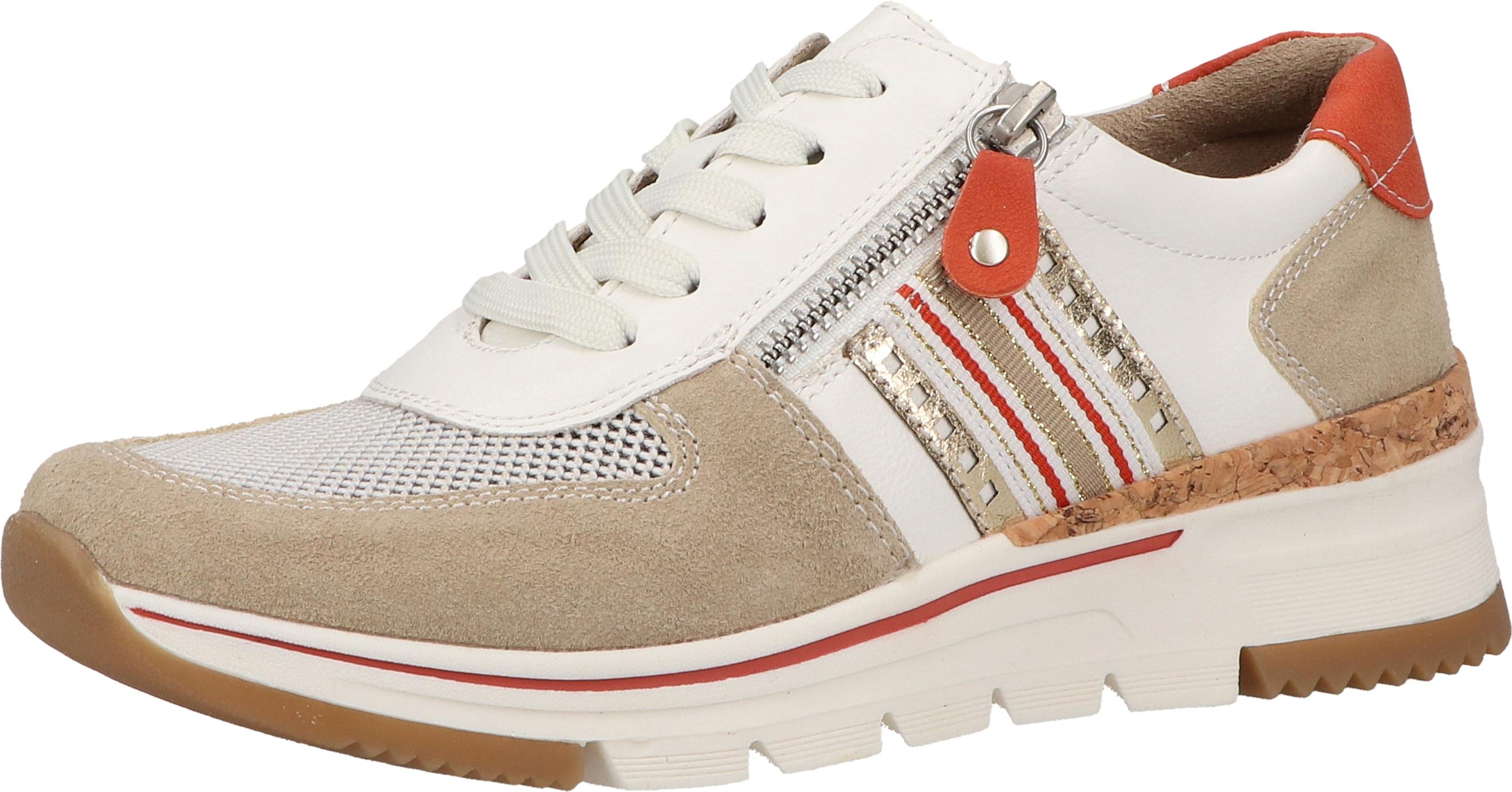 bama -  Sneaker Leder/Textil