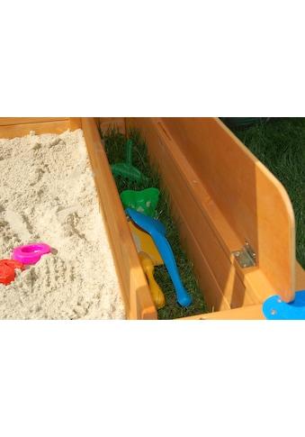 GASPO Aufbewahrungsbox, für Sandkasten »Mickey«, BxLxH: 20x120x20 cm kaufen