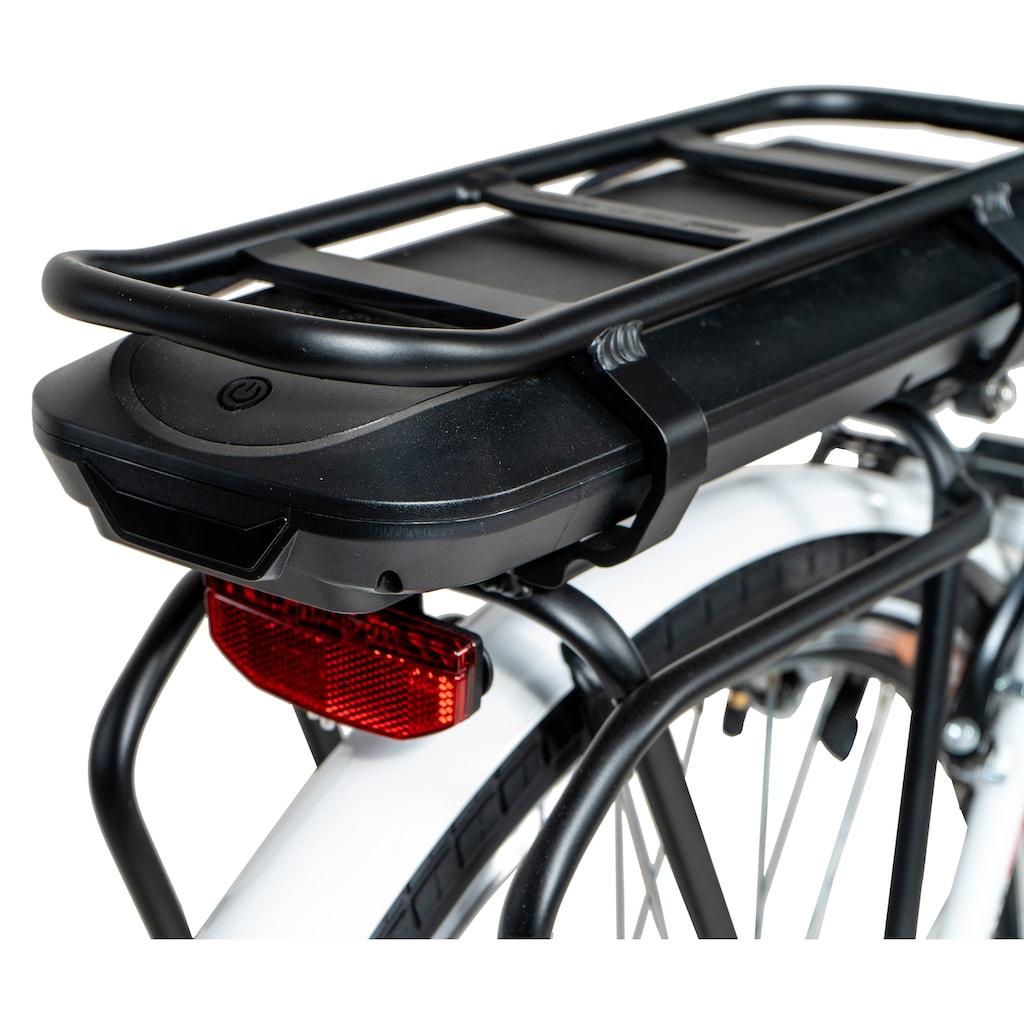 Chrisson E-Bike »E-LADY«, 8 Gang, Shimano, SG-C3000-7C, Frontmotor 250 W