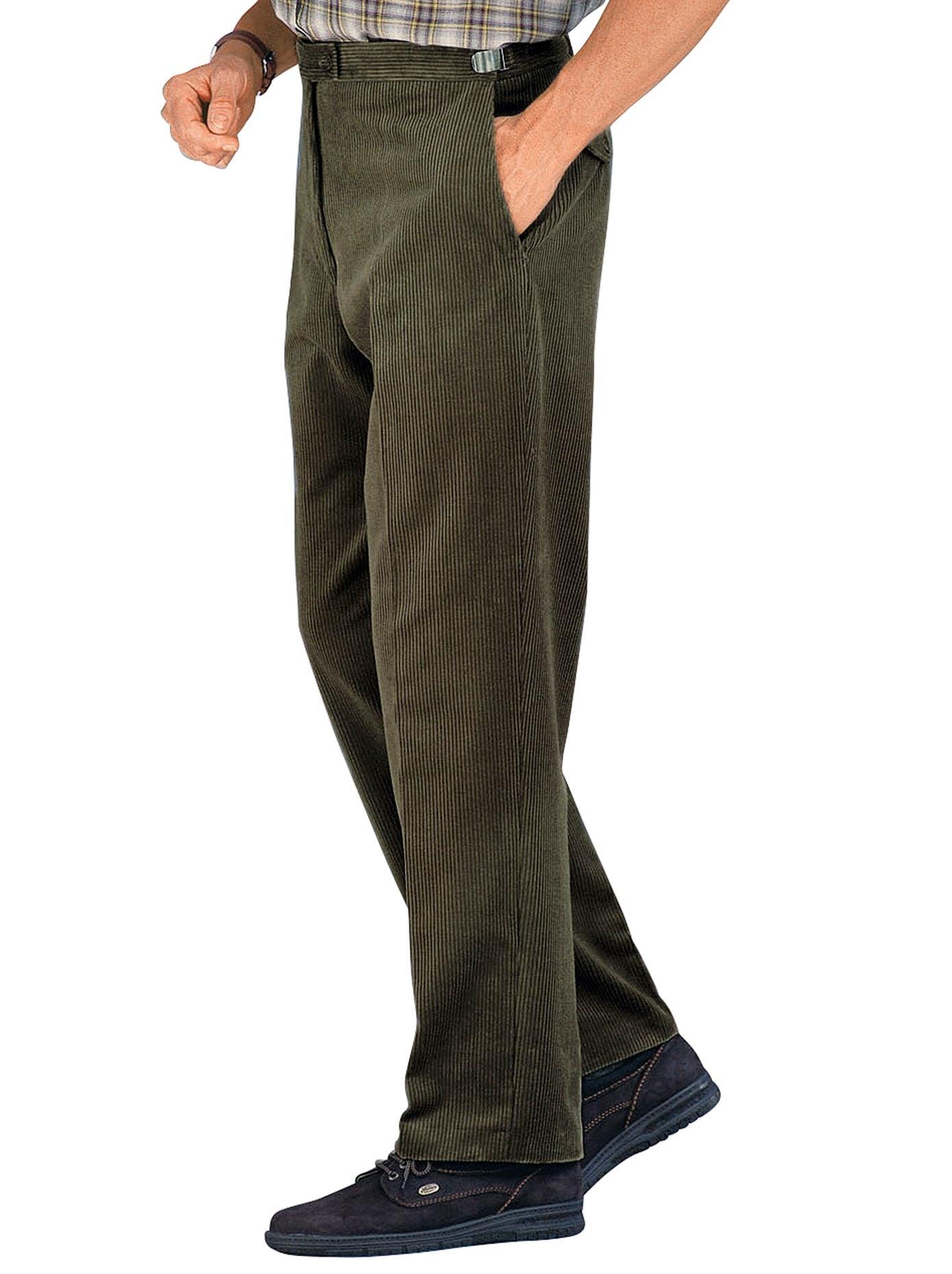 Classic Autofahrer-Hose aus dehnbarem Stretchcord | Bekleidung > Hosen > Sonstige Hosen | Classic