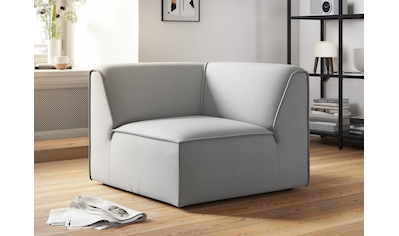COUCH♥ Sofa - Eckelement »Fettes Polster« kaufen