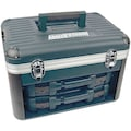 Brueder Mannesmann Werkzeuge Werkzeugbox »163-tlg.«