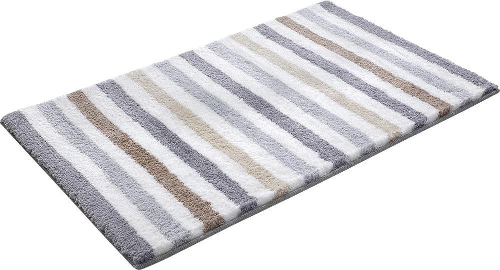 Badematte Line Stripe Esprit Höhe 20 mm rutschhemmend beschichtet fußbodenheizungsgeeignet