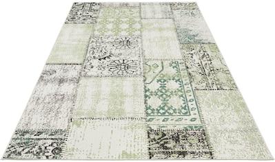 Teppich, »Symi«, bougari, rechteckig, Höhe 8 mm, maschinell gewebt kaufen
