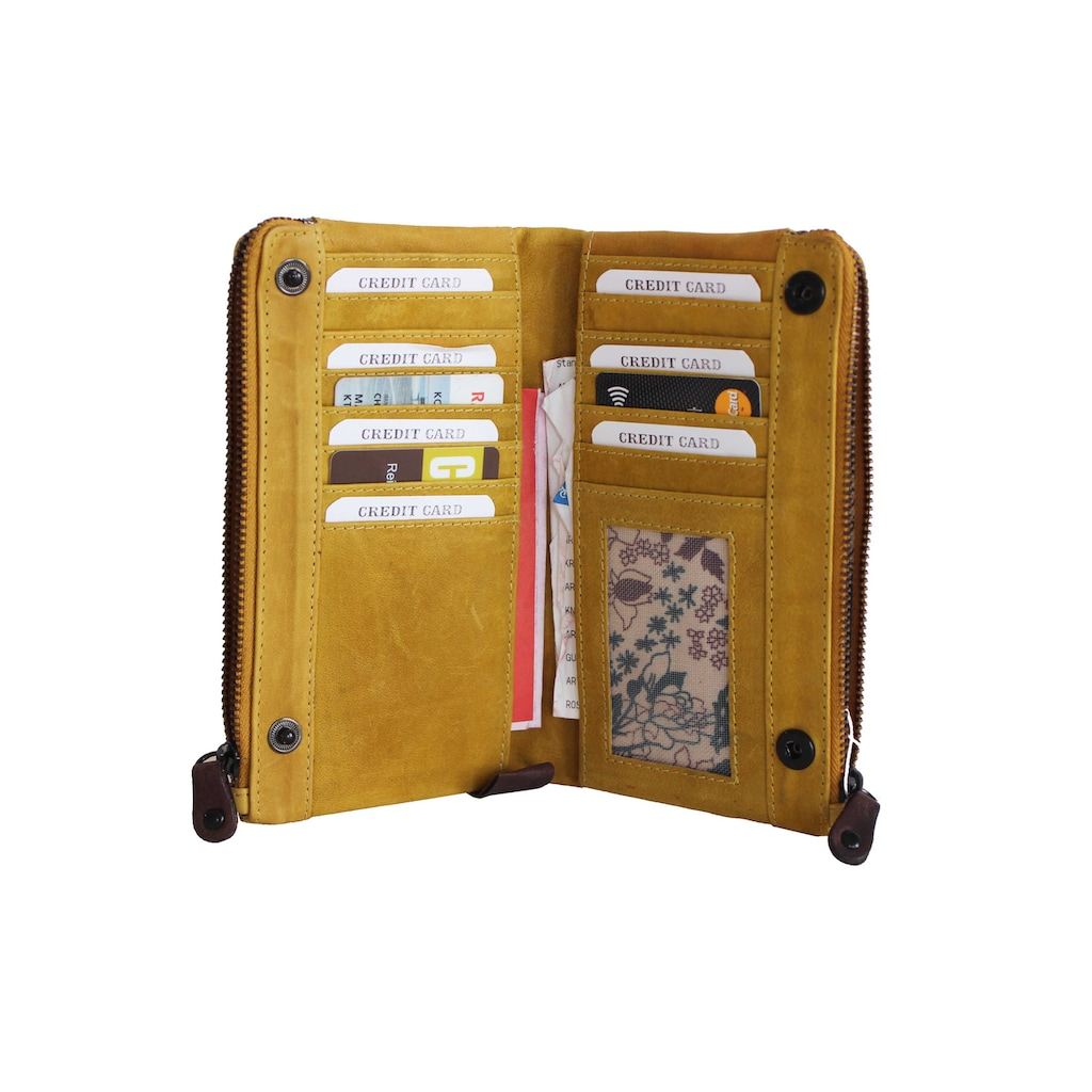 Margelisch Geldbörse »London 1«, RFID Schutz