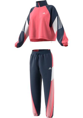 adidas Performance Trainingsanzug »ADIDAS SPORTSWEAR GAME - TIME WOVEN« (Set, 2 tlg.) kaufen