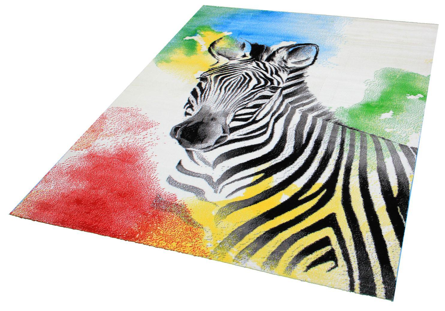 Kinderteppich Bambino 2106 Sanat Teppiche rechteckig Höhe 11 mm