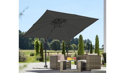 Schneider Schirme Ampelschirm »Rhodos Junior«, mit Schutzhülle und Schirmständer, ohne... kaufen