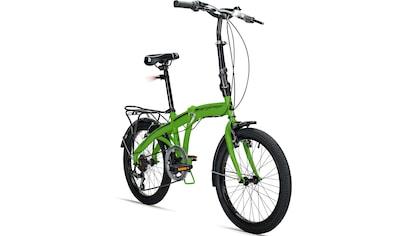 bergsteiger Faltrad »Windsor«, Kettenschaltung kaufen