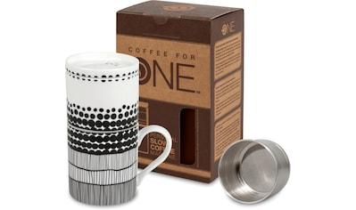 Könitz Kaffeebereiter Coffee for one  -  Fell de Moment, 0,37l Becher kaufen