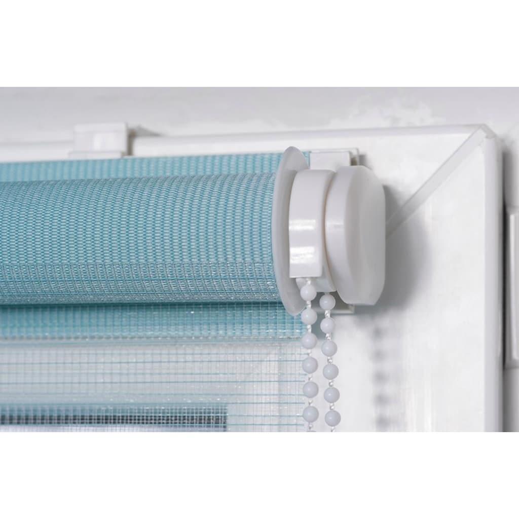 K-HOME Seitenzugrollo »RIMINI«, Lichtschutz, ohne Bohren, 1 Stück