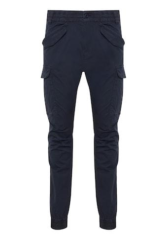 Indicode Cargohose »Nuva«, Cargo Hose mit elastischem Bund kaufen