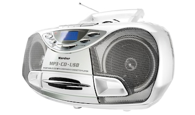 Karcher Stereo-CD Player »RR 510(N)-W«, Anti-Schock-Funktion kaufen