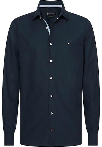 Tommy Hilfiger TAILORED Businesshemd »POPLIN CLASSIC SLIM SHIRT« kaufen