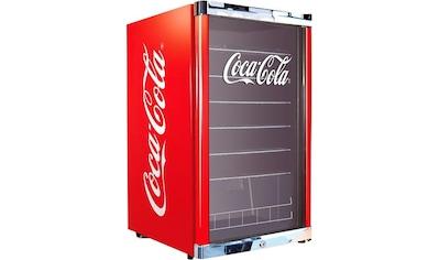 Coca Cola Kühlschrank Retro : Cubes kühlschrank highcube coca cola a 83 5 cm hoch per raten baur