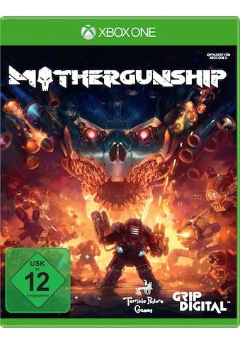 Xbox One Spiel »MOTHERGUNSHIP«, Xbox One kaufen