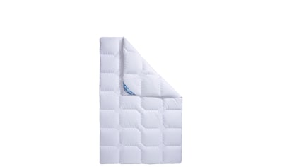 f.a.n. Schlafkomfort Microfaserbettdecke »Kansas«, normal, Füllung Polyesterfaser, Bezug 100% Polyester, (1 St.), Von Verbrauchern mit 5 Sternen (SEHR GUT) bewertet* kaufen