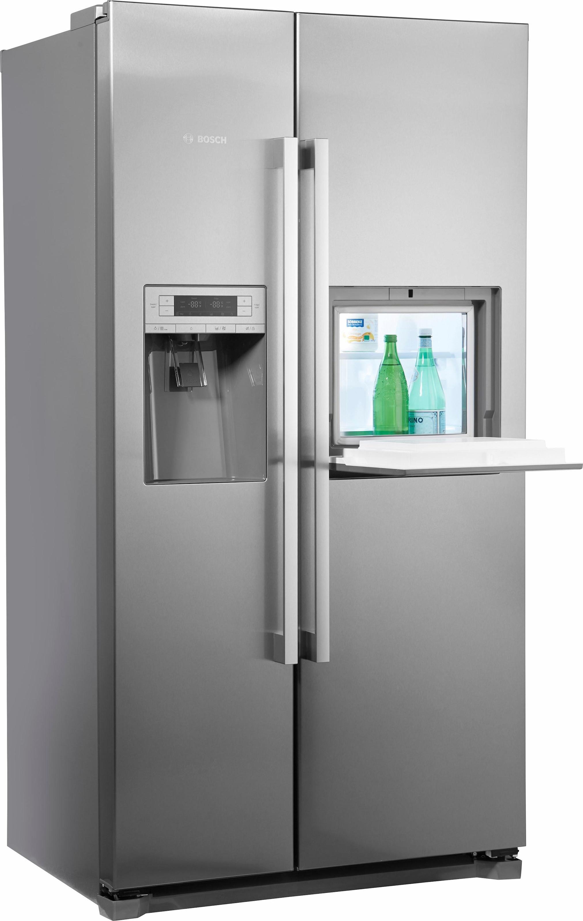 Side By Side Kühlschrank Ausstellungsstück : Side by side kühlschrank auf rechnung raten kaufen