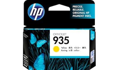 HP »hp 935 Original Gelb« Tintenpatrone (1 - tlg.) kaufen