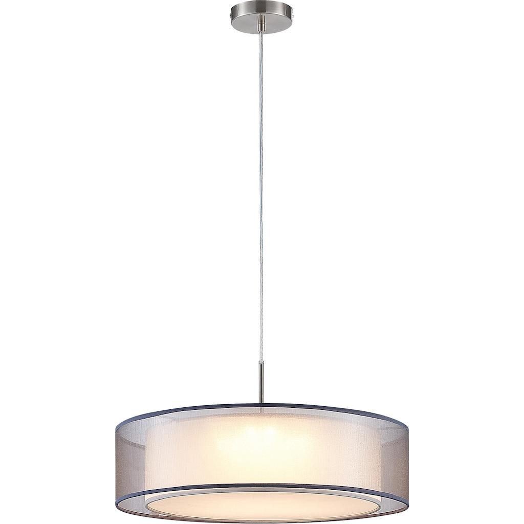 Nino Leuchten LED Pendelleuchte »CHLOE«, LED-Board, Warmweiß, LED Hängelampe, LED Hängeleuchte