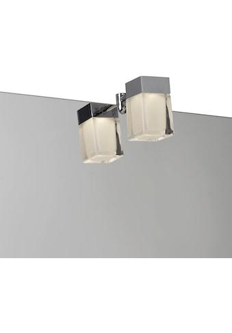 Spiegelleuchte »LED Aufsatzleuchte Cube«, 4,5 x 4,5 cm kaufen
