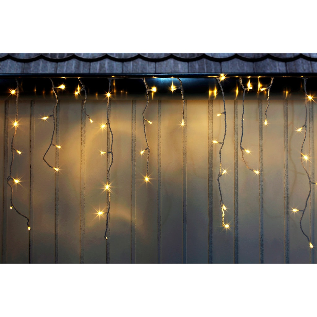 LED-Lichterkette »Eisregen«