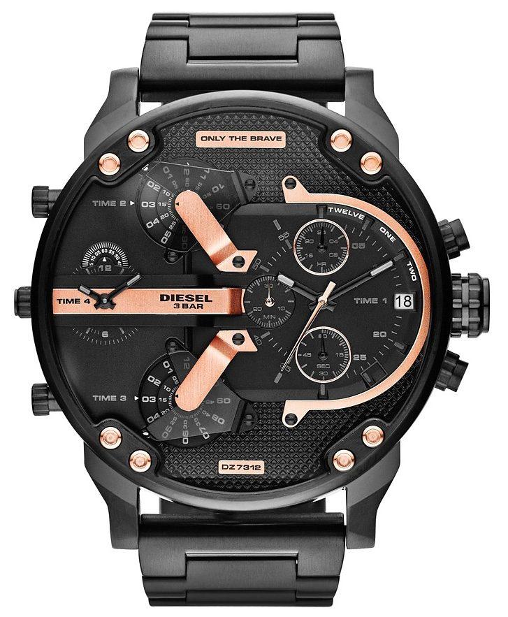 Diesel Chronograph MR DADDY 20 DZ7312 | Uhren > Chronographen | Schwarz | Wo | Diesel