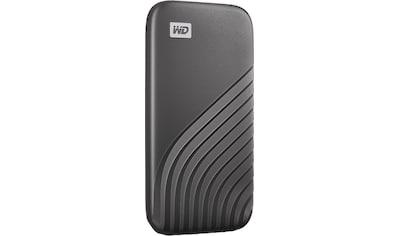 WD »My Passport™ SSD« externe SSD kaufen
