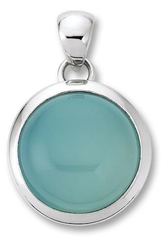 ONE ELEMENT Kettenanhänger »Anhänger aus 925 Silber Chalcedon hellblau« kaufen