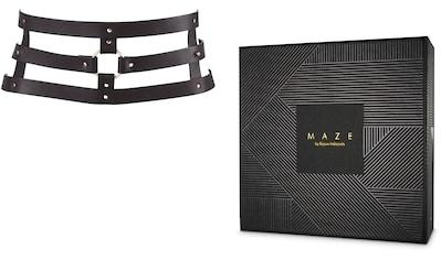Bijoux Indiscrets Bondage-Gurt »MAZE Wide Belt & Restraints«, mit zusätzlicher... kaufen