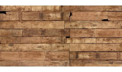 Architects Paper Fototapete »Old Oak Floor«, Holz Optik, Vlies, glatt kaufen