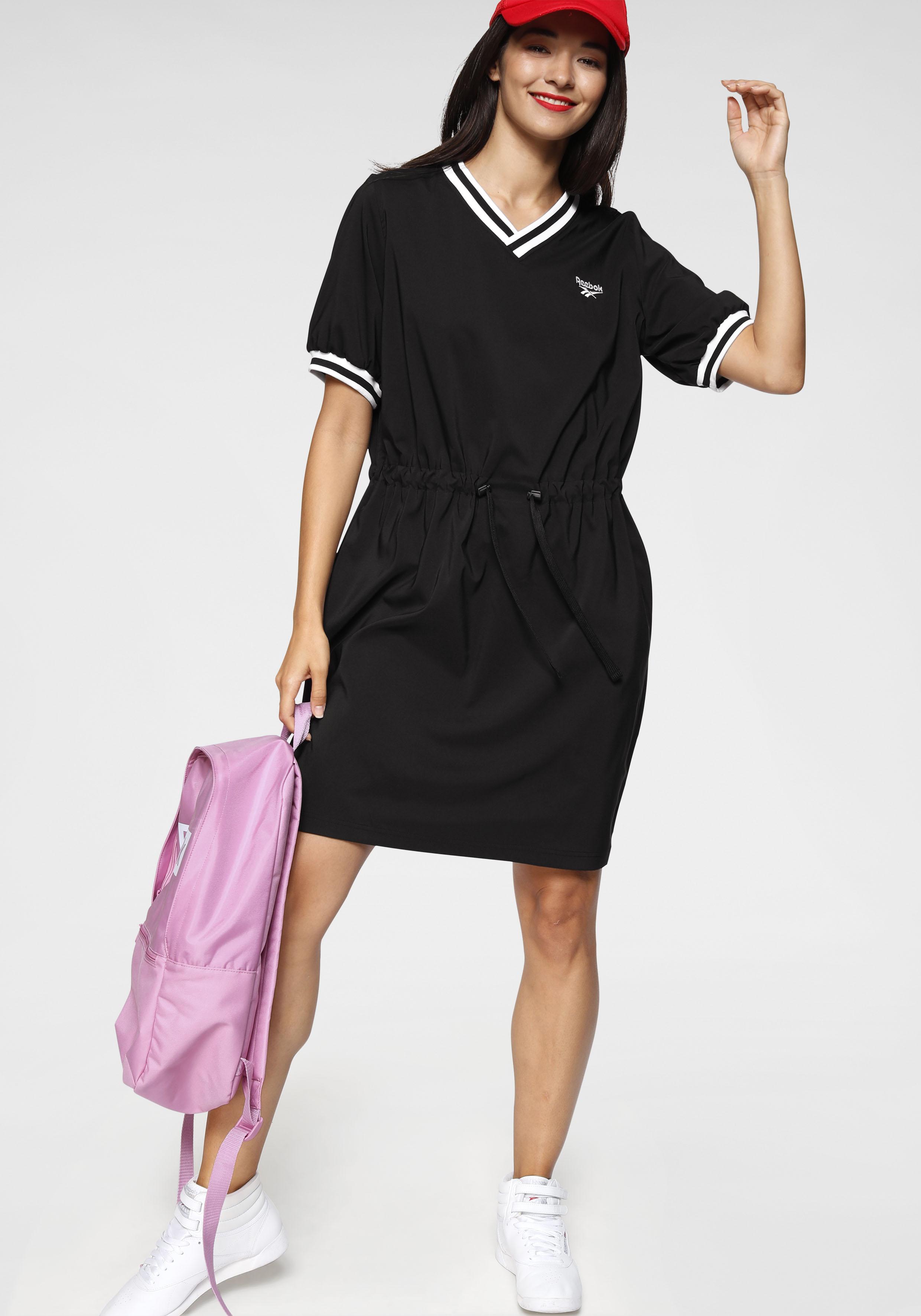 Reebok Classic Shirtkleid CL D DRESS Damenmode/Bekleidung/Kleider/Shirtkleider