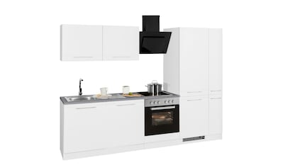 HELD MÖBEL Küchenzeile »Mito«, mit E-Geräten, Breite 270 cm kaufen