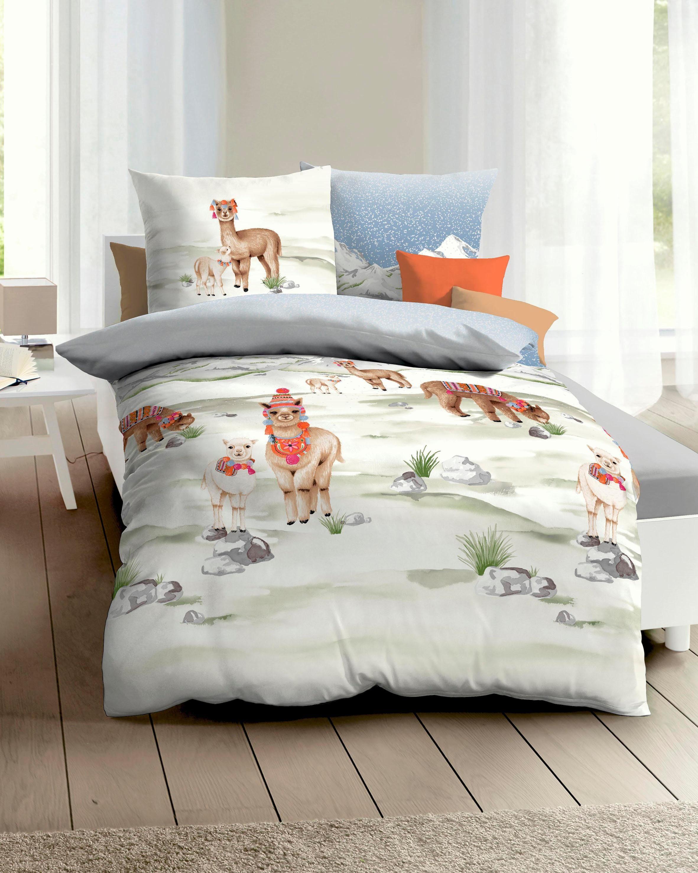 Bettwäsche Alpaka Kaeppel