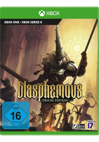 Xbox One Spiel »Blasphemous Deluxe Edition«, Xbox Series X kaufen
