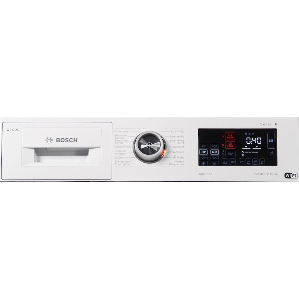 BOSCH Waschmaschine »WAU28P40«, 6, WAU28P40, 9 kg, 1400 U/min