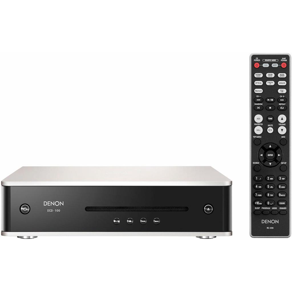 Denon CD-Player »DCD-100«, ( ), High-Resolution Audio