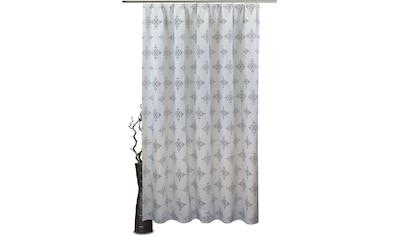 VHG Vorhang »Venora«, Bleistiftband kaufen