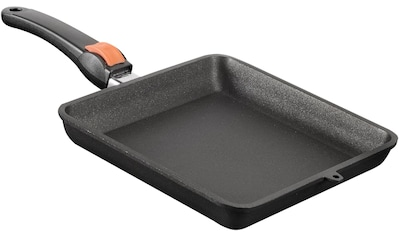SKK Bratpfanne »Serie 9«, Aluminiumguss, (1 tlg.), abnehmbarer Stiel kaufen
