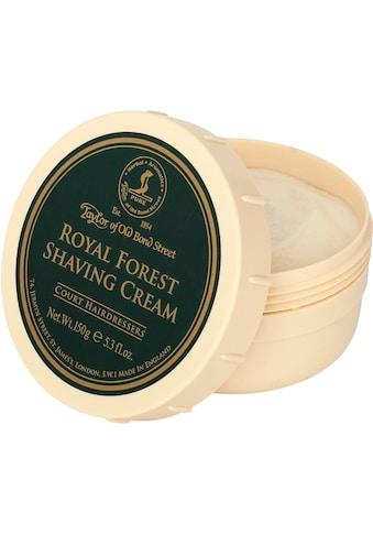 Taylor of Old Bond Street Rasiercreme »Shaving Cream Royal Forest« kaufen