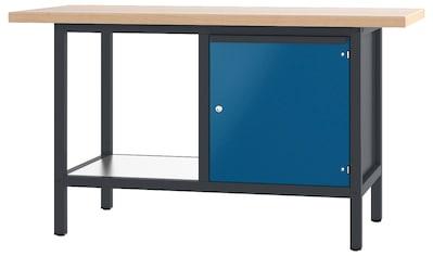 PADOR Werkbank »21 S 04«, Höhe/Länge: 85,5x150 cm kaufen