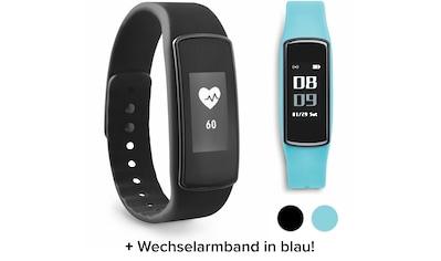 ADE Activity Tracker »AM1700 FitVigo«, Fitness Armband (Schrittzähler, Puls, Kalorien... kaufen