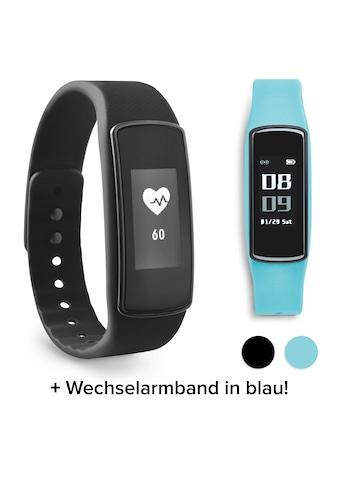 ADE Activity Tracker »AM1700 FitVigo«, Fitness Armband (Schrittzähler, Puls, Kalorien uvm.) kaufen