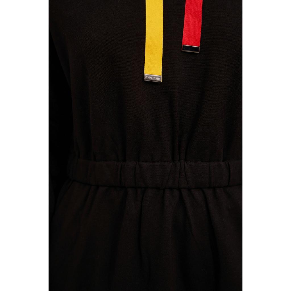 Finn Flare Jerseykleid, mit Kapuze