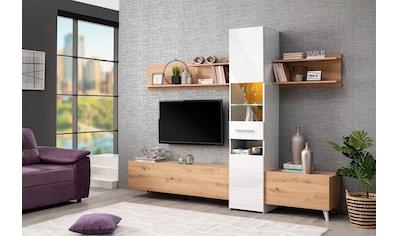 Wohnwand »Linares«, (Set, 3 tlg.) kaufen