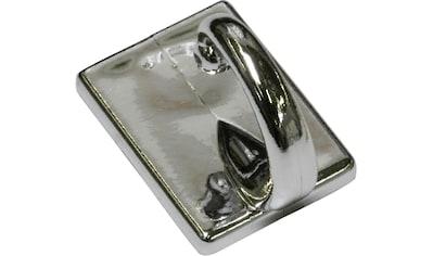 Raffhaken »Raffhaken selbstklebend«, GARDINIA, passend für Gardinen Vorhänge Scheibengardinen kaufen